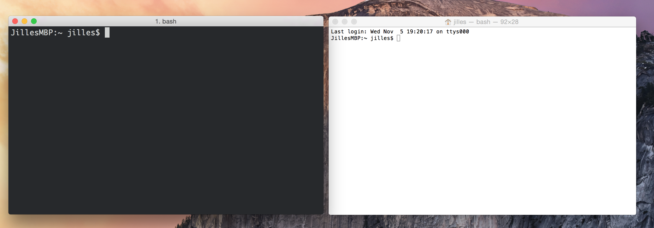 Badassify your terminal and shell